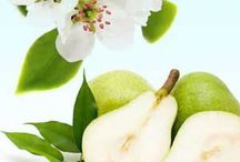 Pear Scents - Fragrances / Fragrance oils from the world famous, Natures Garden. Fabulous pear scents. These fragrance oils are typically used to make candles, soap, and cosmetics