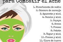 11 Mascarillas para combatir el acné