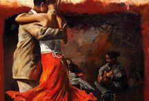 Alin  Adilov festményei