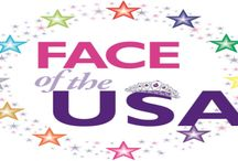 Face of the USA Beauty pageant