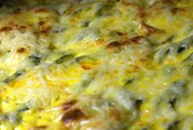 gratin courgettes