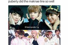 BTS [Maknae Line]