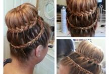 Hair do  / by Grace Cameron