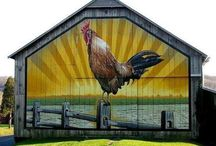 For the barn / by Rebby Quintanilla