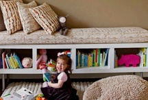 Kids Play Room Ideas / by Sherry Gilbert