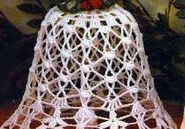 Szydełkowe dzwoneczki / Dzwoneczki  robione na szydełku