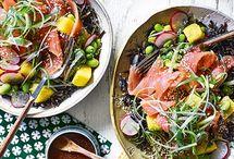 Salads & Poké Bowls