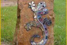 Mosaivo en piedras
