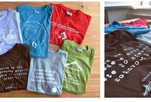 fair trade t-shirt / T-shirt solidali e creative