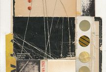 collage and assemblage / by Laurie Radin