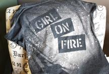 Girls Camp shirts