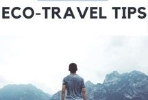 Wanderlust / Travel around the world sustainably. Wanderlust inspiration to help you plan an eco holiday or trip around the world. Explore the world through ecotourism and get in touch with nature again.