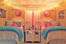Dorm room ideas / by Kaitlin Adams
