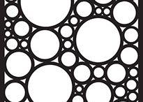 laser cut circles