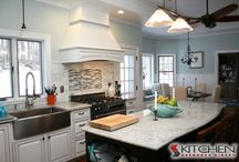 Kitchen Islands / by Cabinets.com by Kitchen Resource Direct