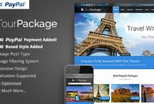 Travel Agency Web Designs