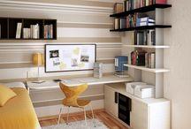 Home Office / by Amanda Sullivan