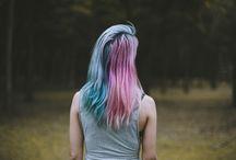 Pelos de unicornio / by Carmen Milowcostblog