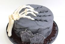 cake Halloween theme