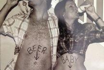 Morsomme måter å annonsere graviditet