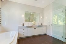 Bathrooms / Bathrooms and Kitchens can sell a home. Investing in your wet areas is well worth it when it comes to resale.
