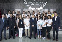 Türk-Amerikan Gençlik ve Eğitim Derneği Ziyareti