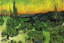 Vincent van Gogh / A Collection of Vincent's Paintings