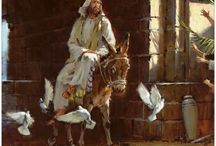 jazda Jezusa do Jerozolimy