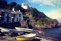Little Haven - West Wales / Little Haven in Pembrokeshire is one of the county's best spots!