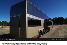 Celebrity motorhomes! / We all love a quick gawp at how the other half live the dream! After all, we could win the lottery at ANY time! It's good to be prepared...