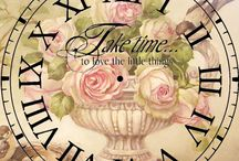 PAPERS - CLOCKS