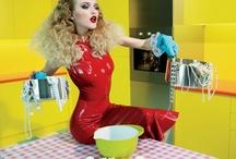 Crazy Makeup Promo Pictures / by Kriselie Monserrate