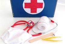 Doctor set/orvosi játék