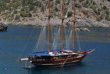 BAHRIYELI B / #gulet, #yacht, #bluevoyage, #yachtcharter,  www.cnlyacht.com