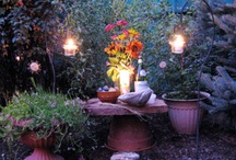 Gardens and Fun Things for outside~ / by Paige Needler