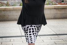 Mode plus size / Femme plus size