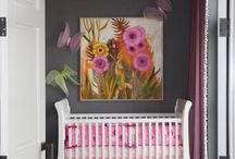 Baby Rooms & Decor / by Danielle Grubick-Svokas