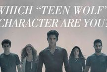 Teenwolf / Stydia-Sciles-Scallison