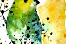 painting / Loose watercolors