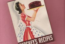 vintage recipes / by Wendy Barr Pauly