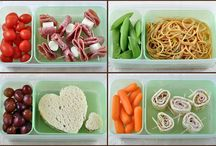 Lunch Box Ideas / by Tiffany Phillips