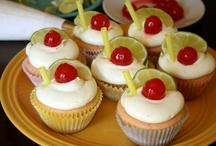 Yum. Yum. Desserty goodness. / anything sweet ur heart desires.
