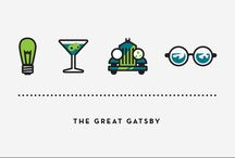 The Great Gatsby / by Patrick Angle