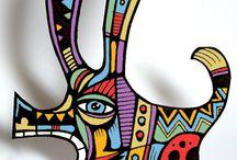 Illustrative design / by Shondae Walker
