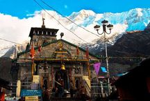 KEDARNATH TEMPLE IN ORIGINAL FORM BEFORE 16TH JUNE2013
