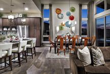 NorthSky at Ridgegate- MAME 2014 Project of the Year / Sleek and modern, yet undeniably Colorado homes. NorthSky is an intimate enclave of 33 homes offering four exceptionally livable floor plans that range from 2,453 to 3,811 square feet.