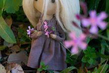 Dolls, trolls and fairies