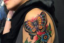 Blume Tattoo
