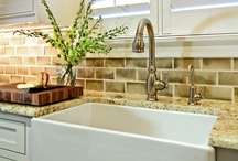 Kitchen remodel / by Shelby Harris
