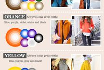 Color wheels fashion